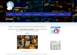 site web paroisse notre dame briouze