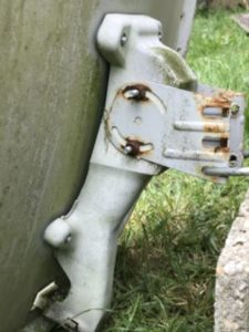 arrière antenne metronic