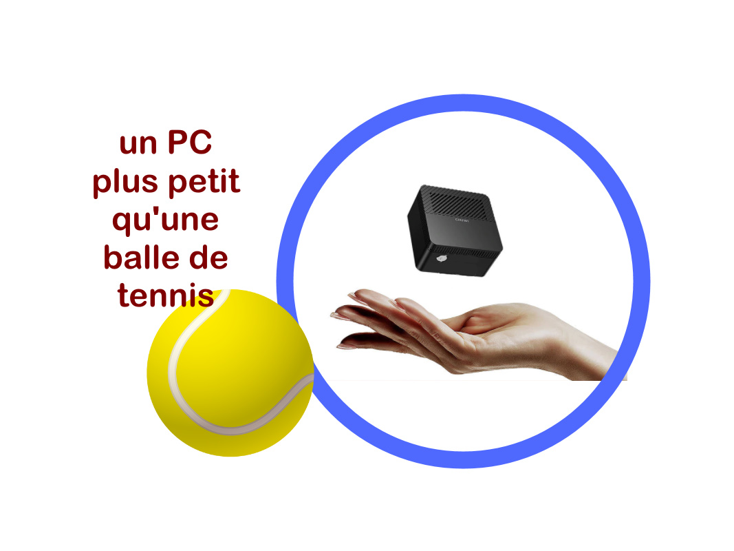 le plus PC du monde le LarkBox